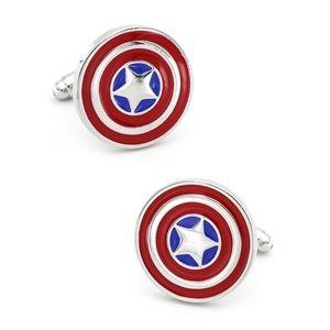 Captain America's Shield  Marvel Cufflinks